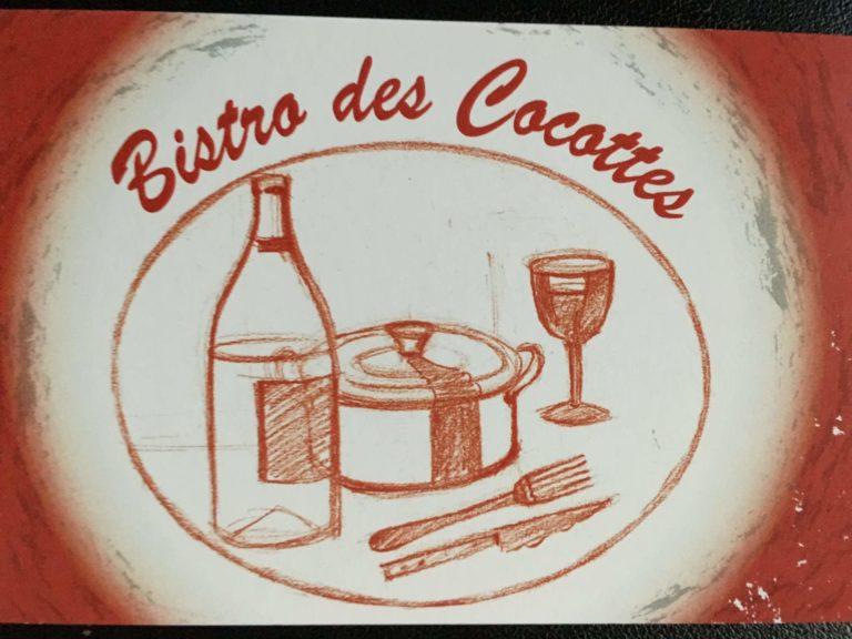 Le fameux restaurant Les Cocottes à Beaune